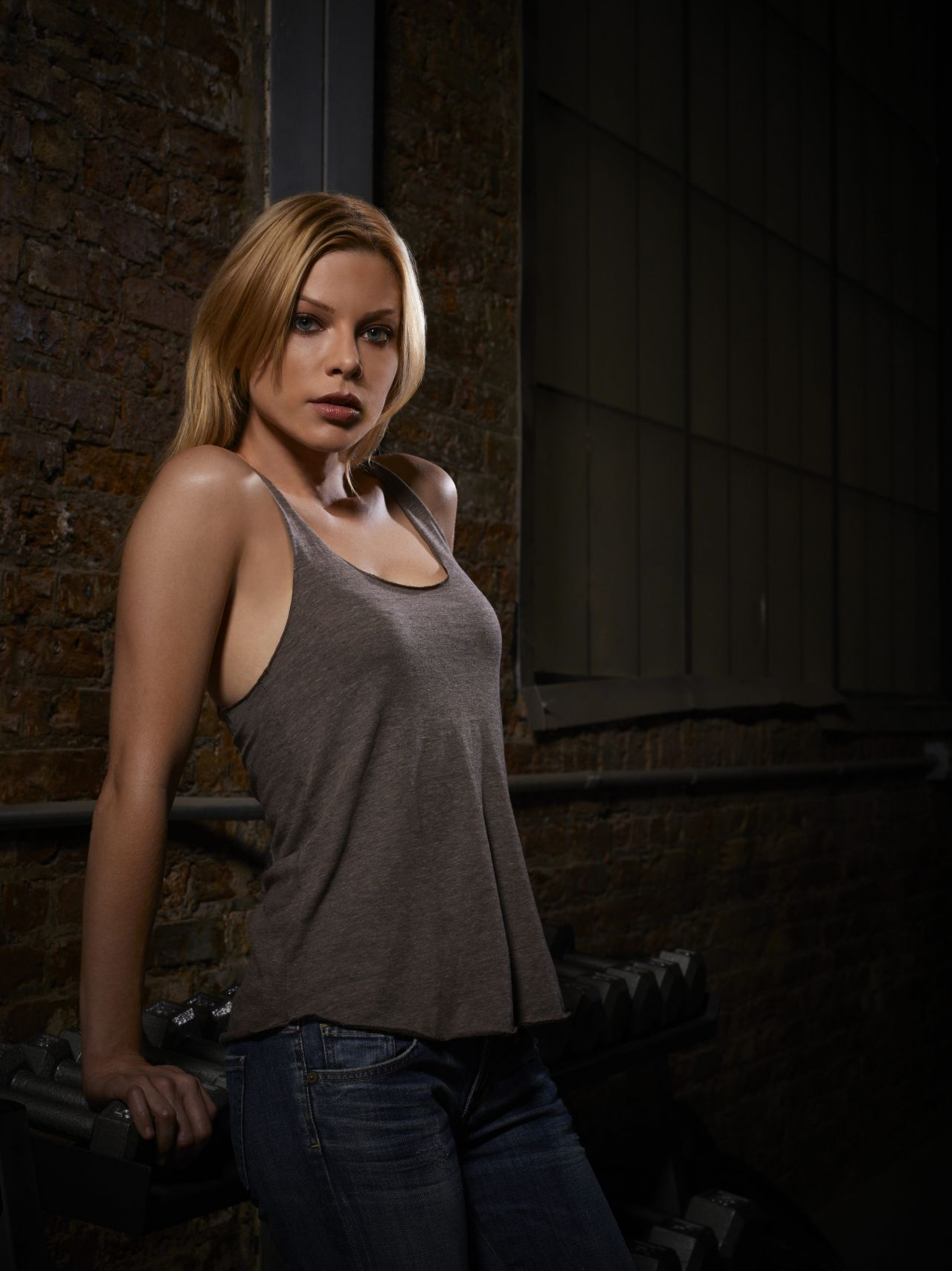 Lauren German - Chicago Fire Season 1 Photoshoot