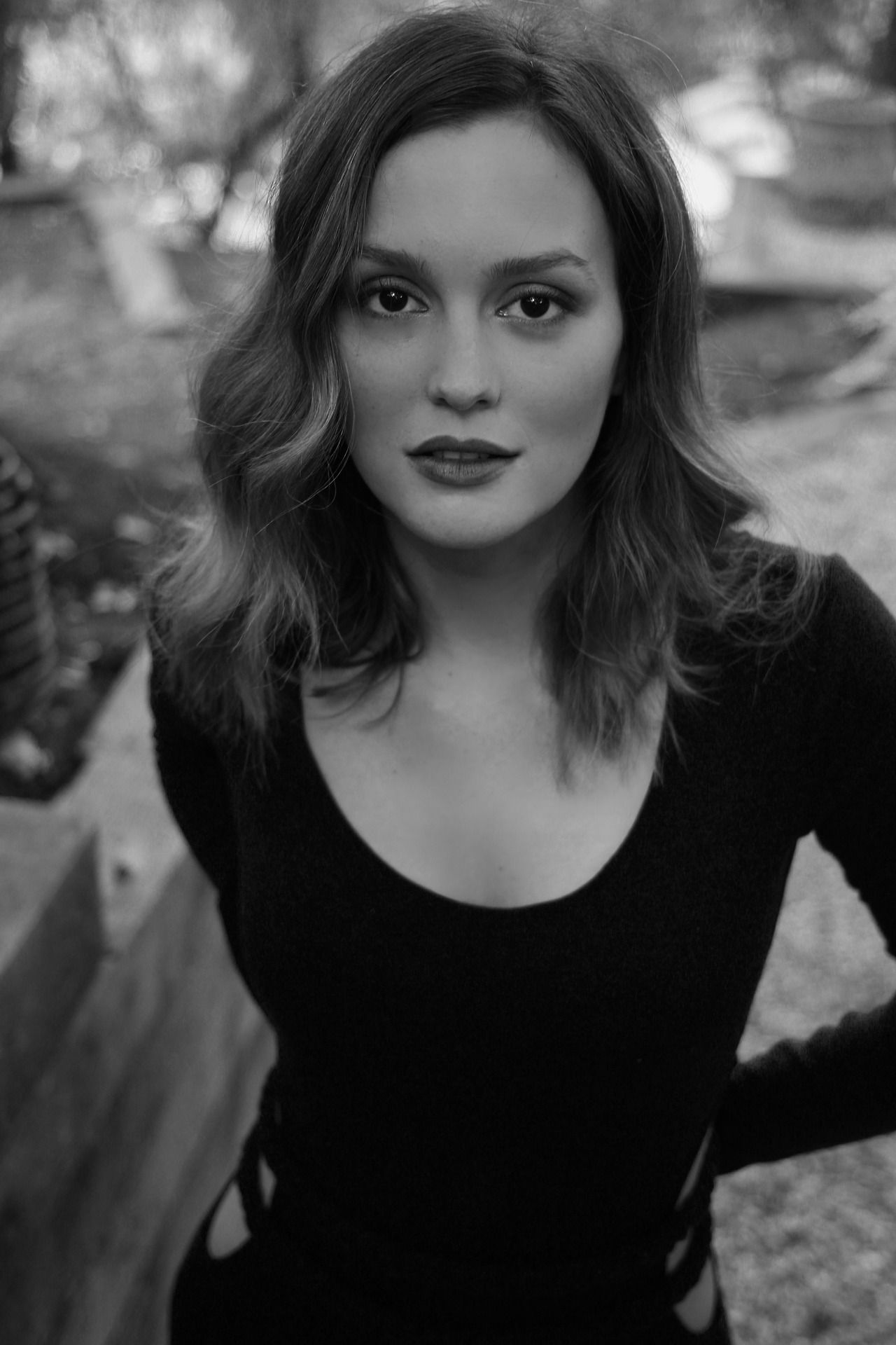Leighton Meester – Photoshoot by Davida Williams (2014)
