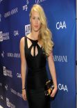 Leven Rambin at Sean Penn & Friends HELP HAITI HOME Gala in Beverly Hills, Jan. 2014