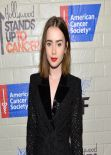 Lily Collins - Hollywood Stands Up To Cancer Event (2014)
