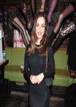 Lindsay Armaou - Bloggers Love Secret Garden Event - London, January 2014