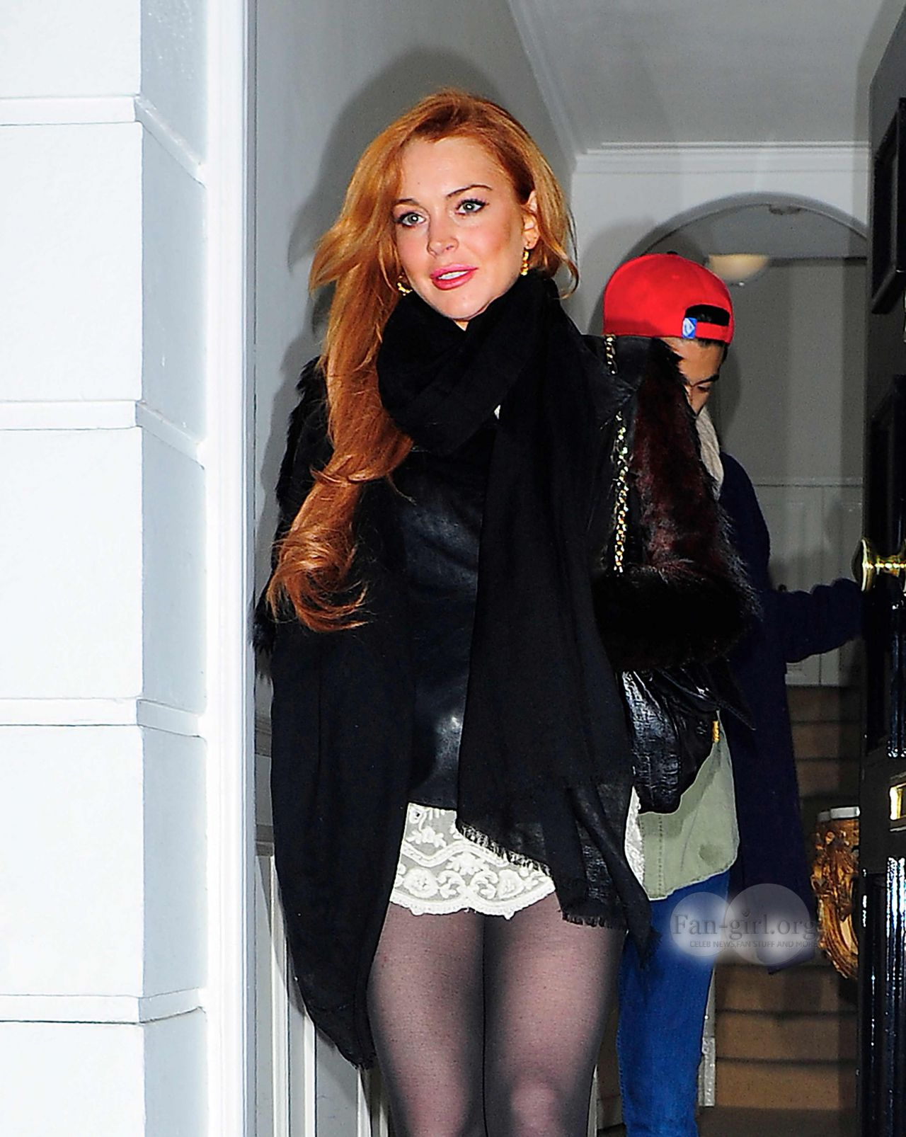 That lindsay lohan mini skirt