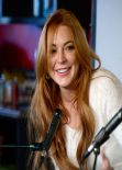 Lindsay Lohan - Press Conference in Park City, January 2014