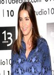 Lisa Snowdon- The Studio 10 VIP Makeup Launch in London - January 2014