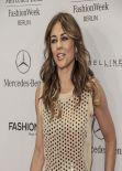 Liz Hurley - Marc Cain Fashion Show Benz Fashion Week - January 2014