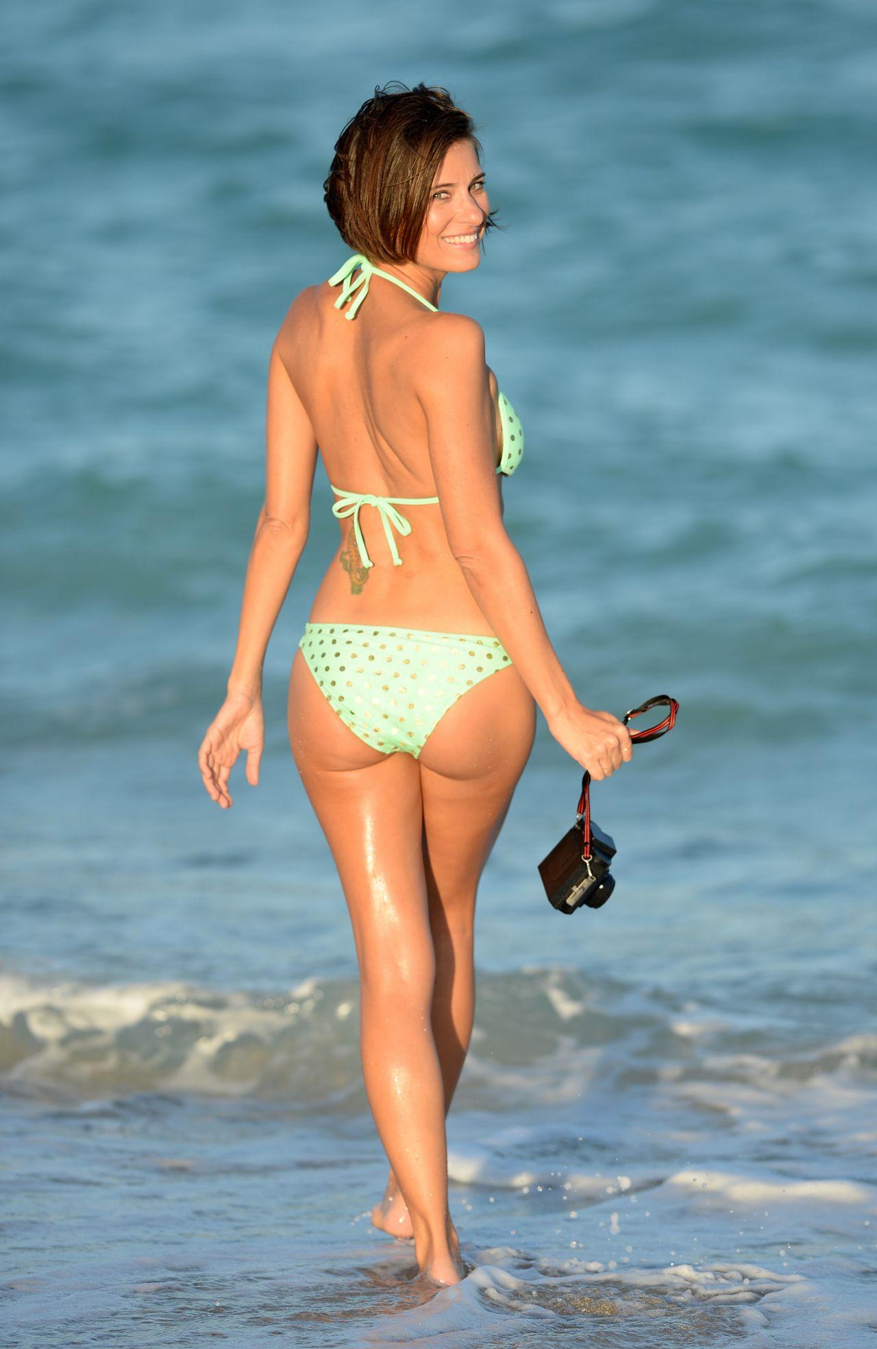 Hottest Bikini Trends Photos: Logan Fazio Bikini Pictures As Hottest Paparazzo In Miami