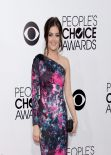 Lucy Hale In Gabriela Cadena – 2014 People's Choice Awards