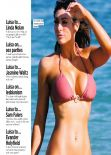 Luisa Zissman - Bikini Candids - NUTS Magazine - 17th January 2014 Issue