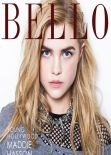 Maddie Hasson - BELLO Magazine - January 2014 Issue