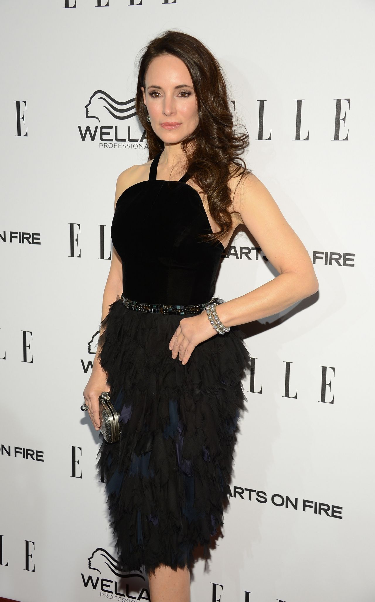 Madeleine Stowe - 2014 Elle's Women In Television Celebration