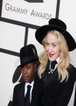 Madonna - 2014 Grammy Awards Red Carpet