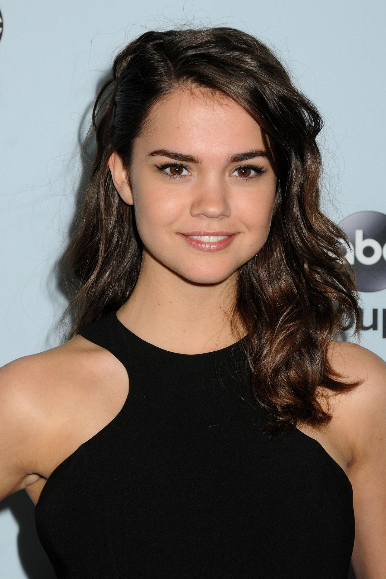 Maia Mitchell at Disney ABC Television Group