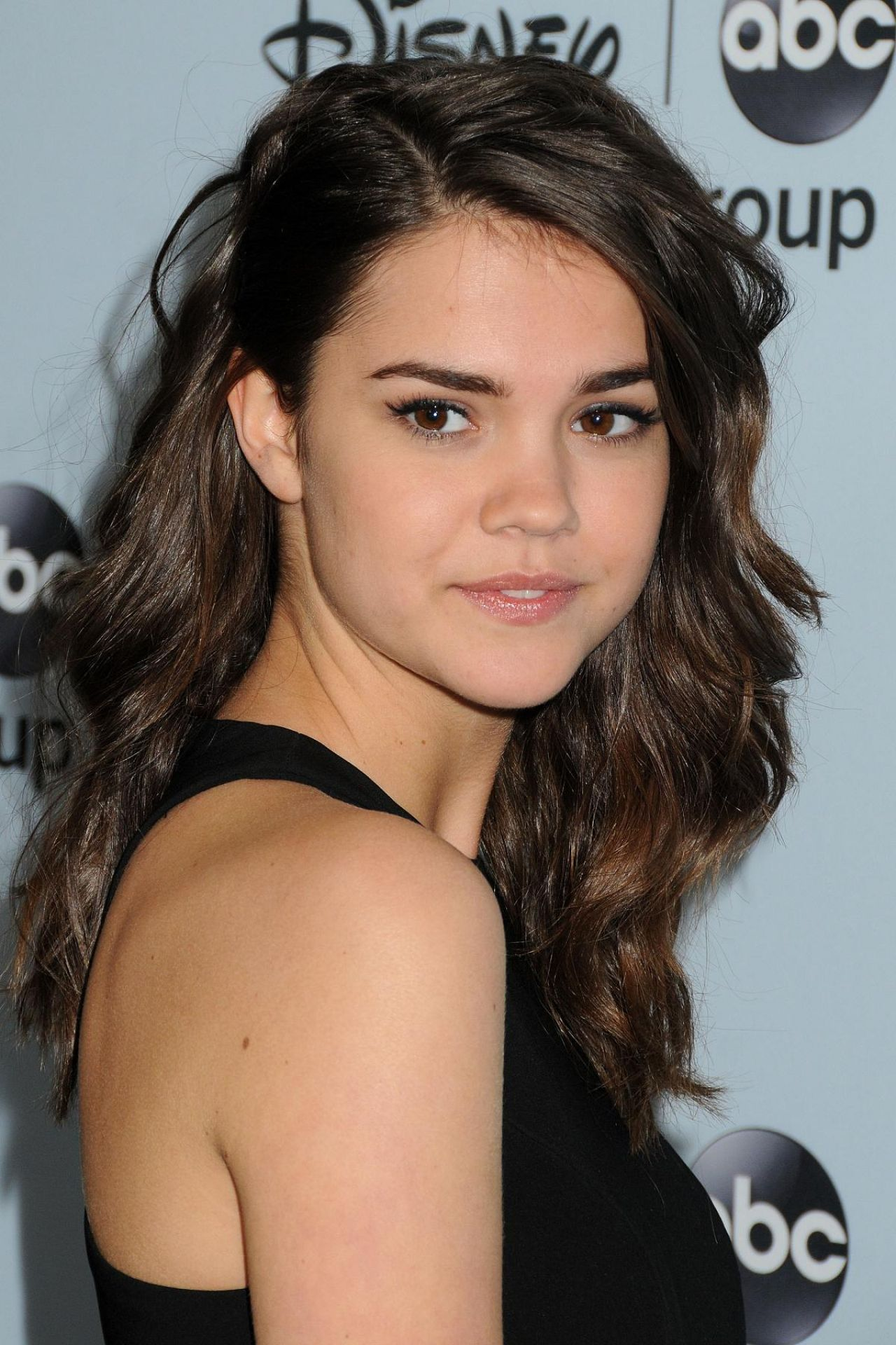 Maia Mitchell at Disney ABC Television Group's 2014 Winter ...