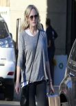 Malin Akerman Street Style - Shopping in Los Feliz, January 2014