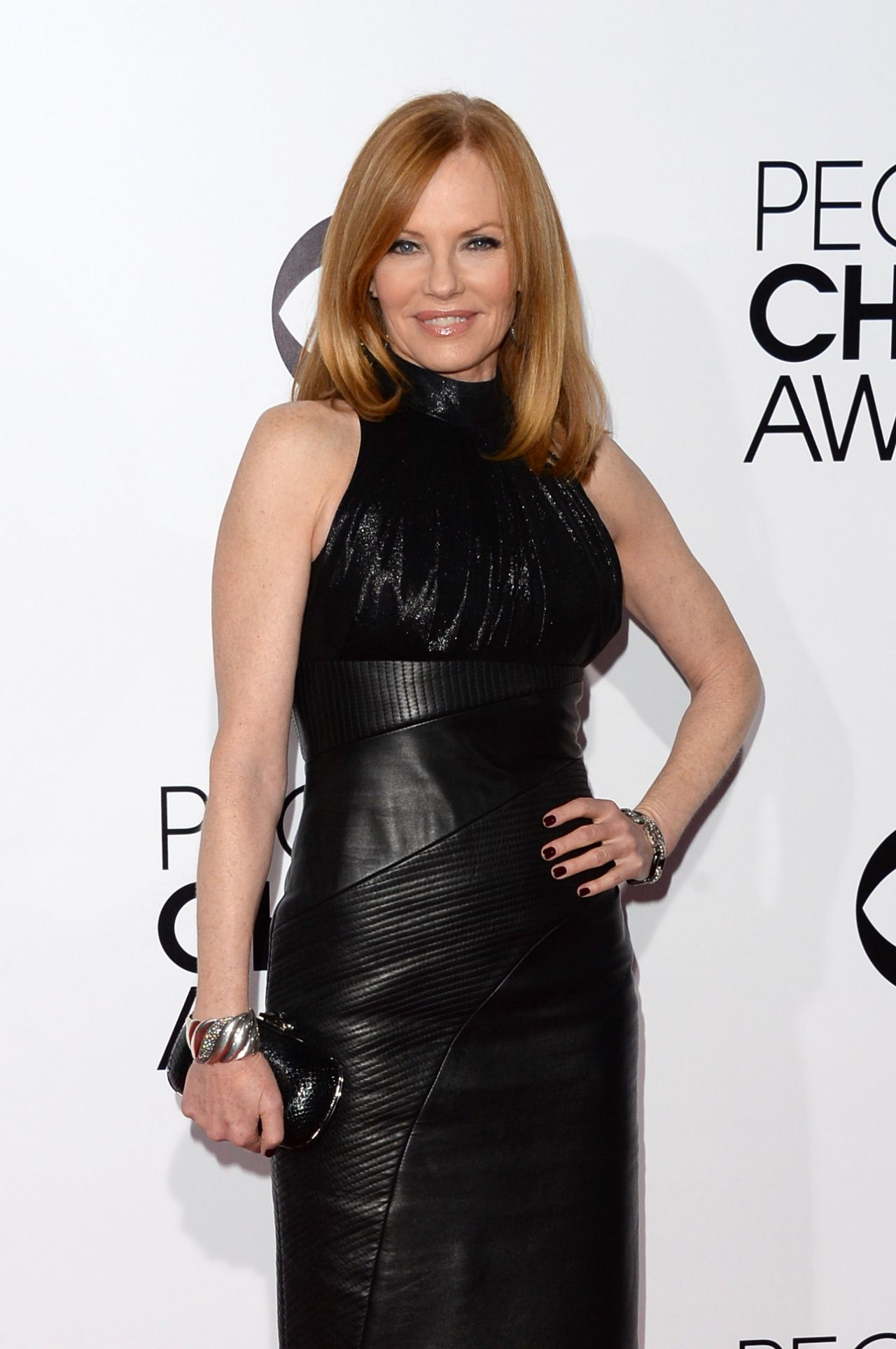Marg Helgenberger Attends 2014 People