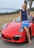 Maria Sharapova - A.W./Porsche Photoshoot / Manhattan Beach (2013) 60 HQ Photos!
