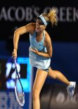 Maria Sharapova - Australian Open - 1st Round, January 14 2014
