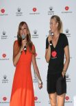 Maria Sharapova - Tennis Livesite at Crown in Melbourne - January 2014