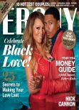Mariah Carey - EBONY Magazine - February 2014 Issue