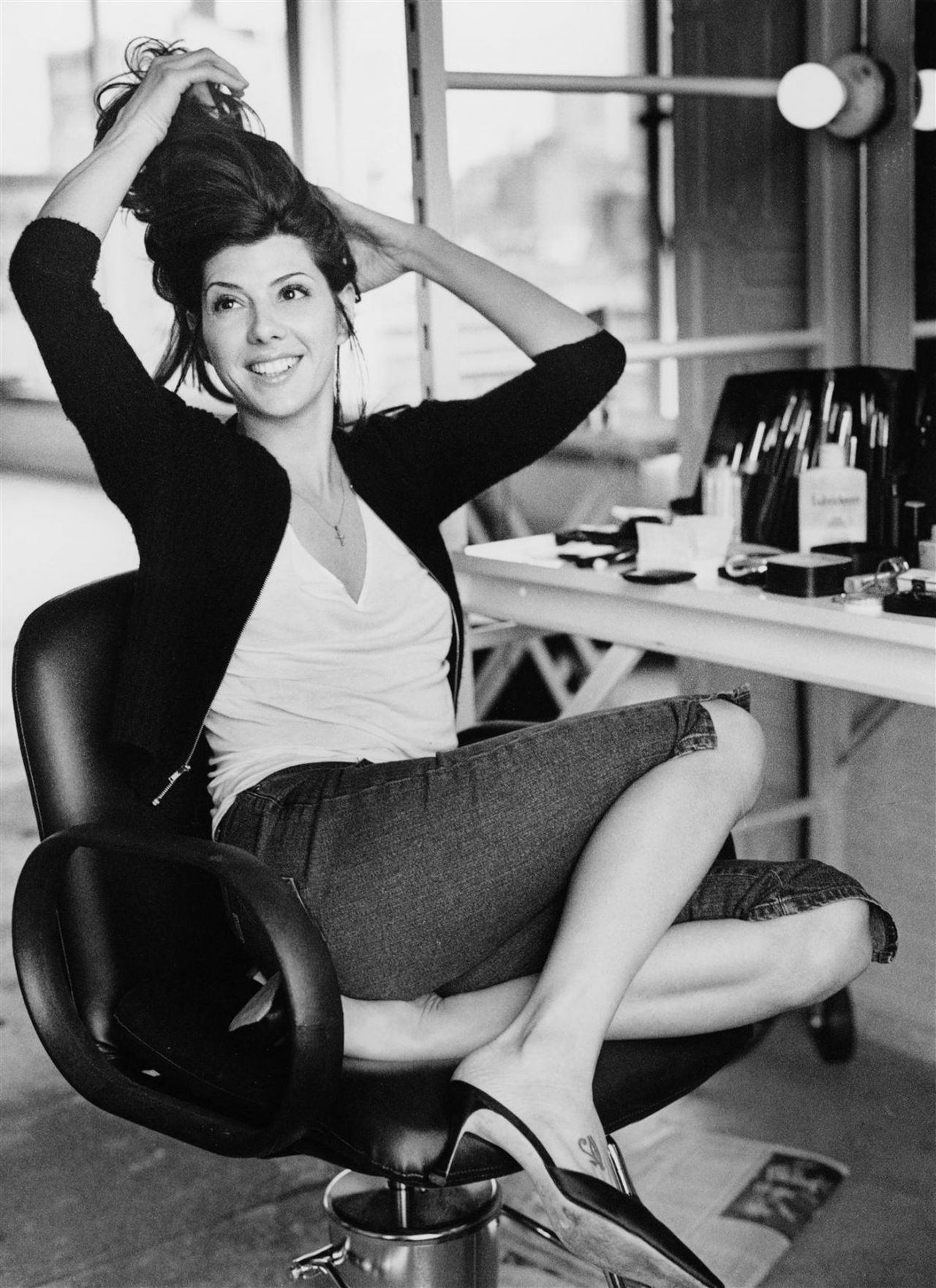 Marisa Tomei - Photoshoot by Pamela Hanson