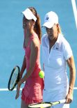 Martina Hingis – Australian Open, January 19, 2014