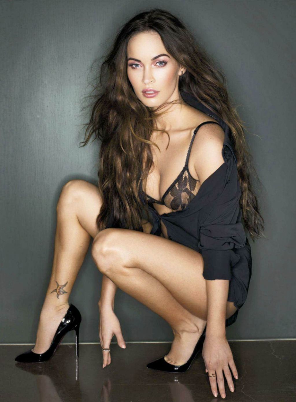 Megan Fox - ESQUIRE Magazine - February 2013 Issue