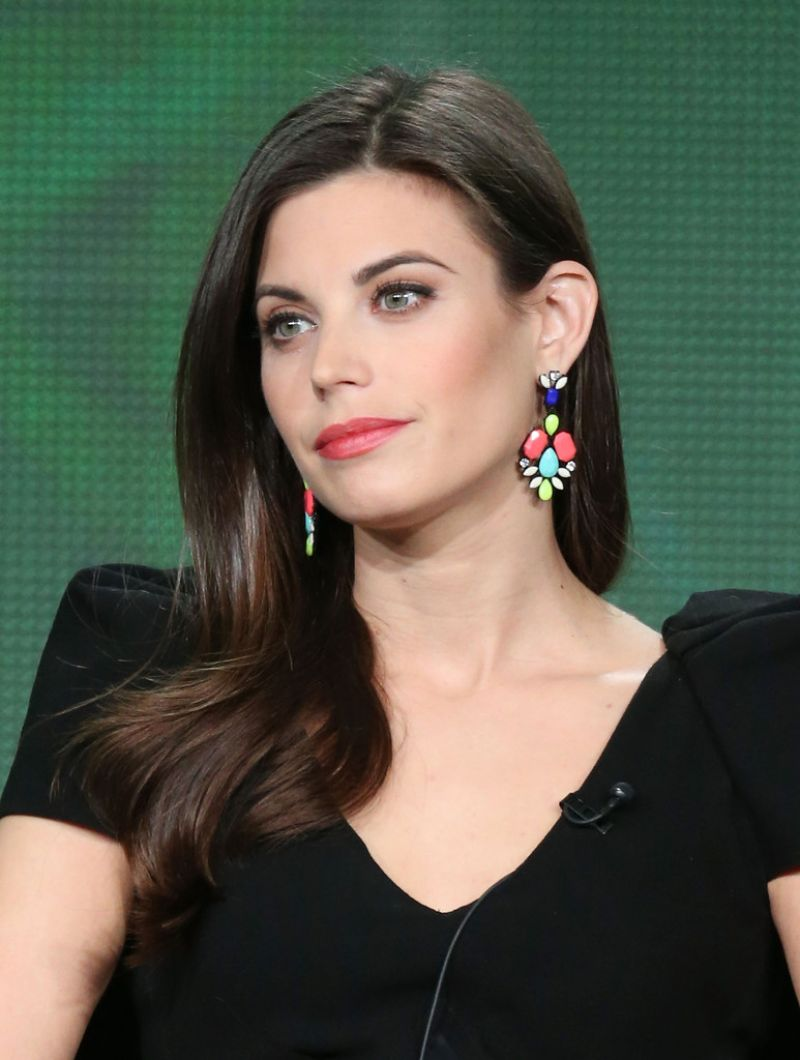 Meghan Ory at CBS 2014 Winter TCA Tour in Pasadena