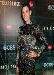 Meghan Ory Attends CBS Television Presents CNET