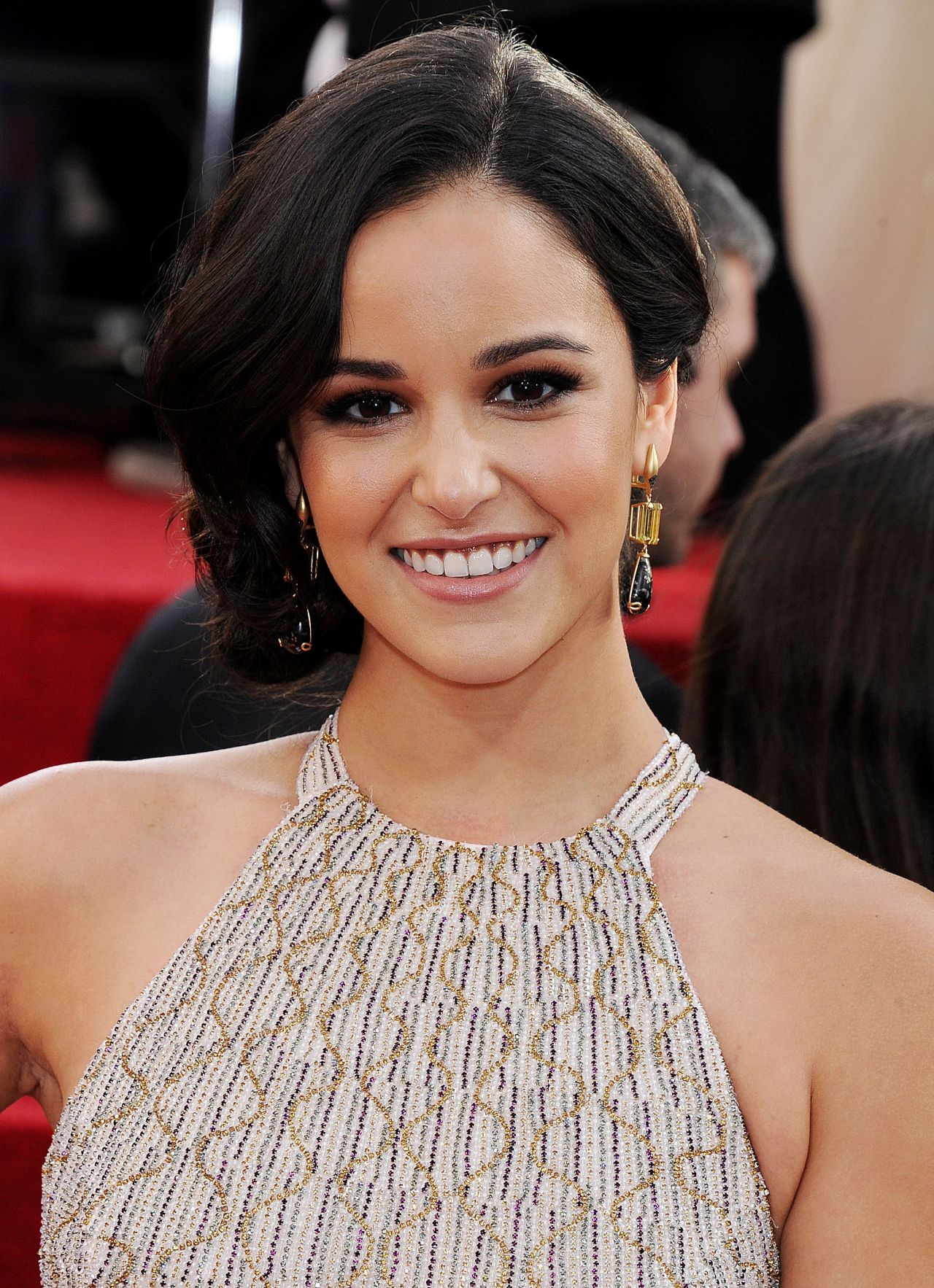 Melissa Fumero - 71st Annual Golden Globe Awards (2014)