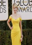 Melissa Rauch - 71st Annual Golden Globe Awards, January 2014