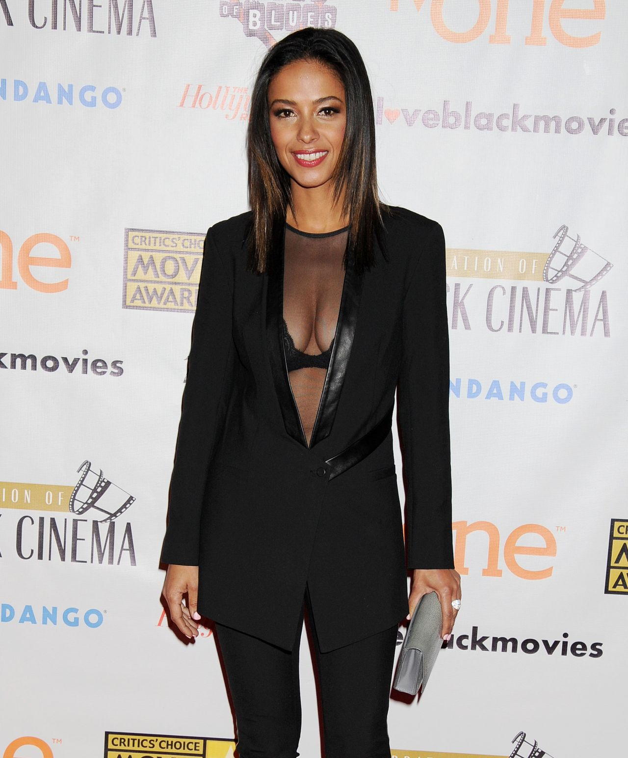 Meta Golding Red Carpet Photos - Celebration Of Black Cinema Hosted By Broadcast Film Critics - Jan. 2014
