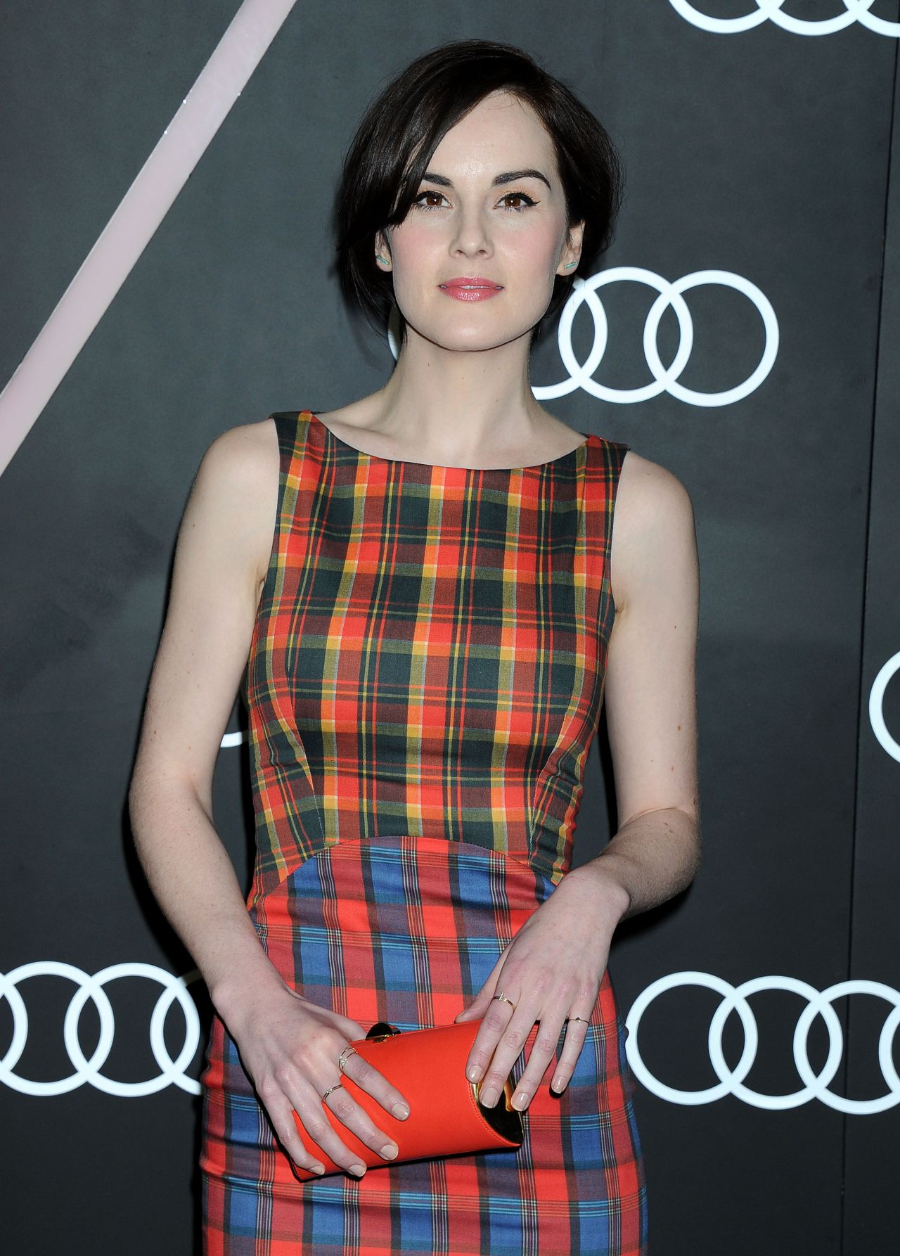 Michelle Dockery - Audi Celebrates The Golden Globes Weekend, January 2014