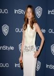 Michelle Monaghan Wears Antonio Berardi – 2014 Golden Globes Awards Party