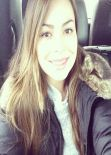 Miranda Cosgrove Twitter Instagram Personal Photos - January 2014 Collection