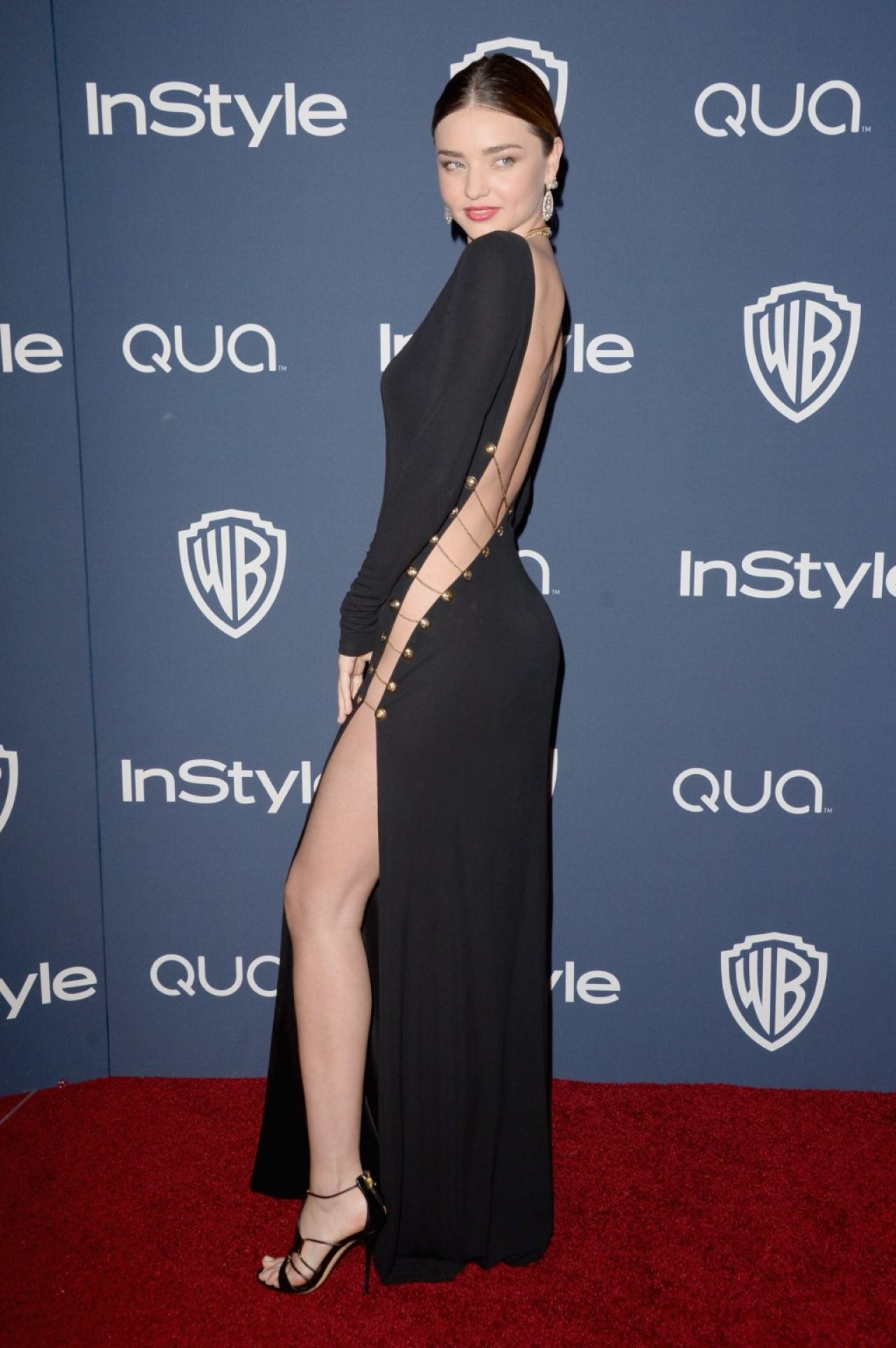 Miranda Kerr - 2014 Golden Globes After Party in Beverly Hills