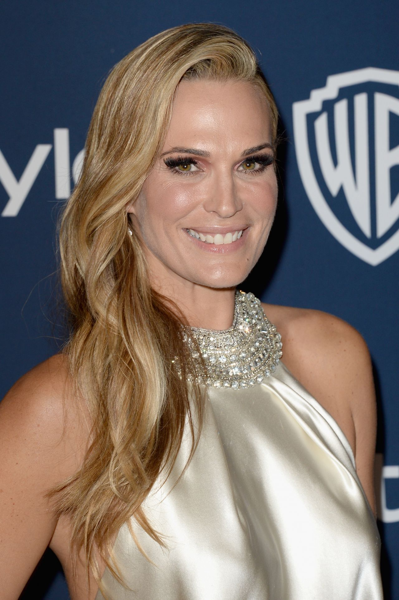 Molly Sims at 2014 Golden Globes Afterparty