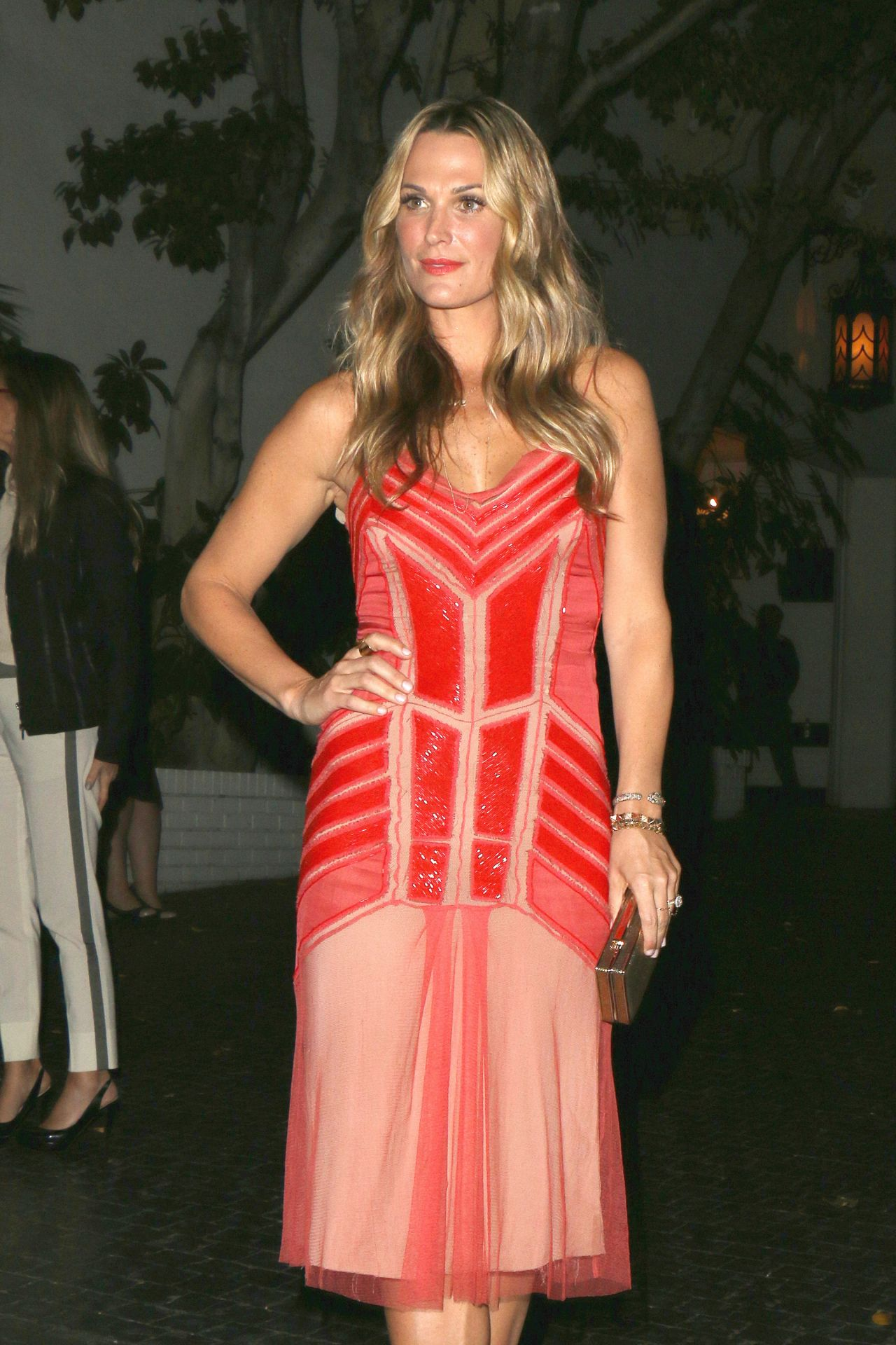 Molly Sims - W Magazine Celebrates The Golden Globes in Los Angeles