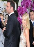 Naomi Watts Wears Tom Ford at 2014 Golden Globe Awards (Part II)