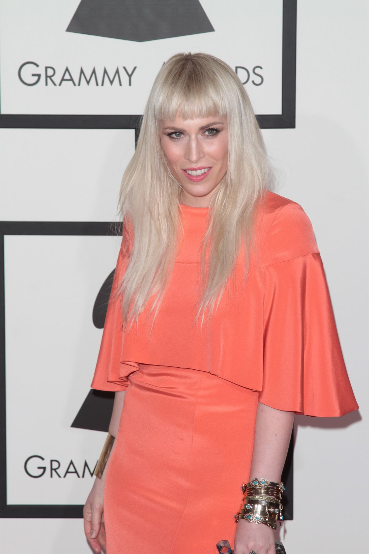 Natasha Bedingfield - 2014 Grammy Awards Red Carpet