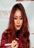 Nicole Polizzi - Signing Copies of Her New Book at Bookends, New Jersey 2014