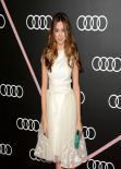 Noureen DeWulf - Audi Celebrates The Golden Globes Weekend in Beverly Hills – January 2014