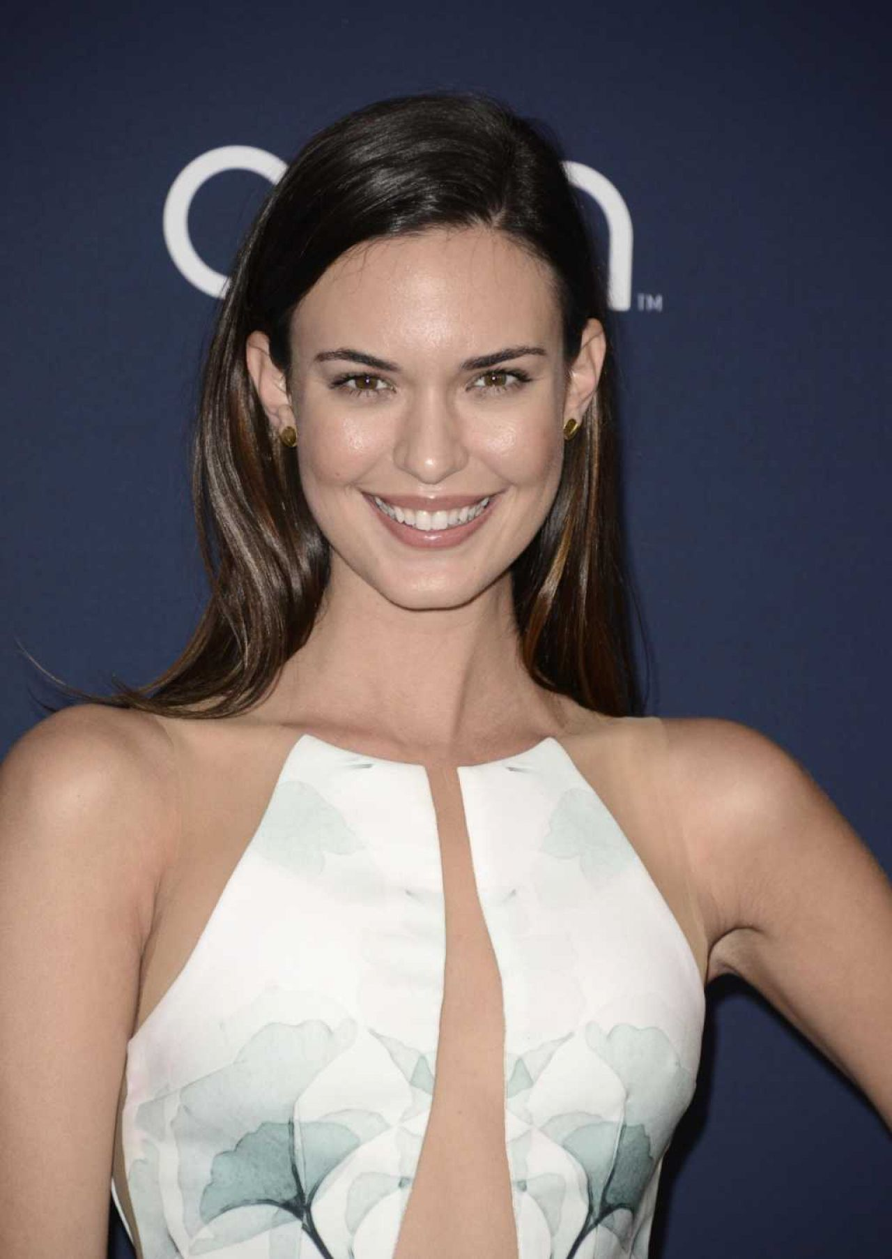 Odette Annable 2014 Golden Globes After Party In Beverly