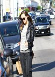 Olivia Wilde Street Style - Los Angeles - Jan.10.2014