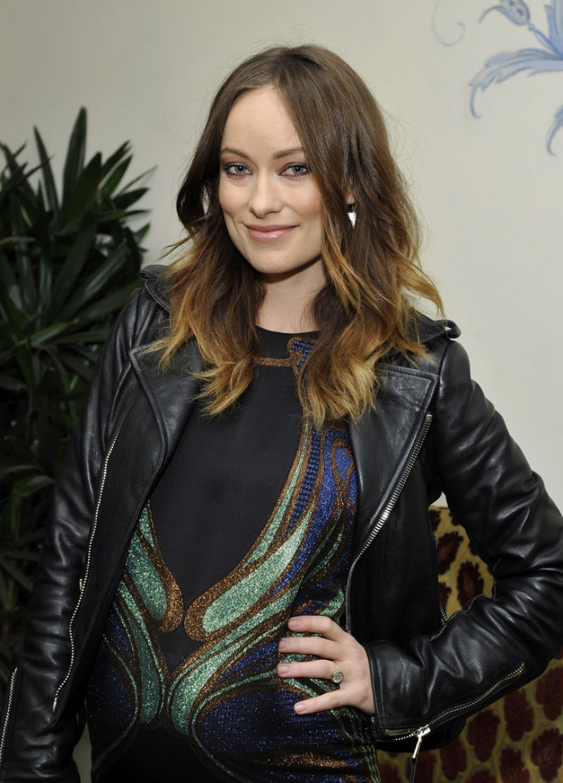 Olivia Wilde - W Magazine Celebrates The Golden Globes in Los Angeles - 2014