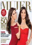 Pamela Silva & Bárbara Bermudo - SIEMPRE MUJER Magazine (Mexico) - February/March 2014 Issue