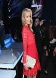 Paris Hilton Attends People