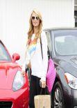 Paris Hilton - Leaving a Hair Salon - Beverly Hills, January 2014