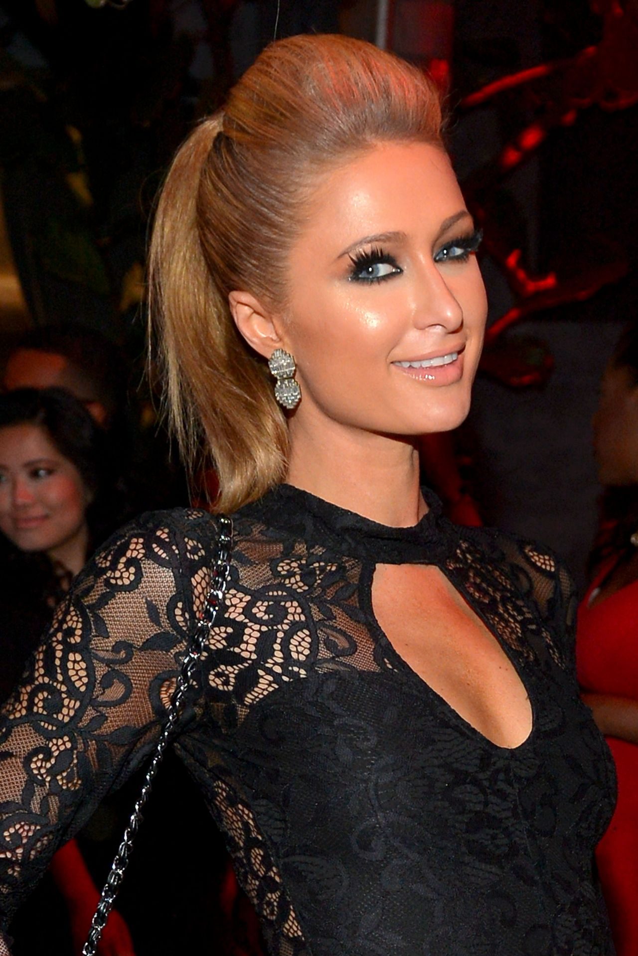 Paris Hilton - Midnight Grammy Brunch in Hollywood - January 2014