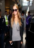 Paris Hilton Street Style - LAX Airport, Jan 16, 2014