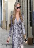 Paris Hilton Street Style - Out in Beverly Hills, Jan. 2014